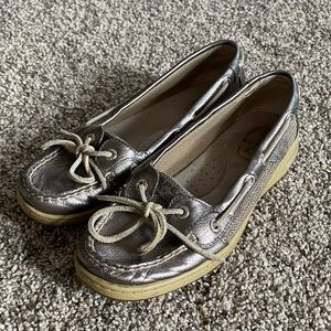 Sperry | Top-Sider Metallic Loafers